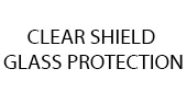 Clear shield
