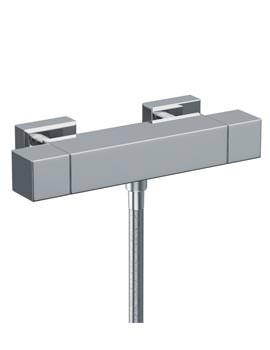 Euphoria Square Bar Shower Mixer - AB2102