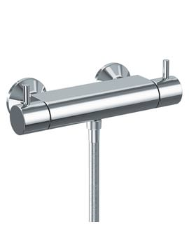 Harmonie Exposed Thermostatic Bar Shower Valve
