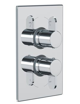 Related Abode Bliss Concealed Thermostatic Shower Valve 1 Exit - AB2226