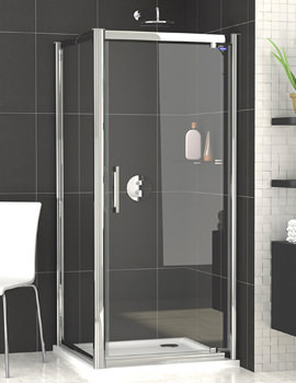 Legacy Pivot Shower Door 760mm - 6210760100