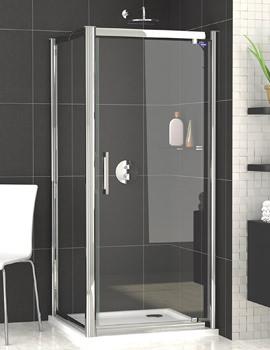Legacy Pivot Shower Door 760mm - 6210760100