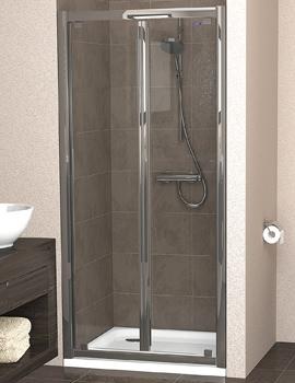 Related Showerlux Legacy Bi-fold Shower Door 700mm - 6220700100