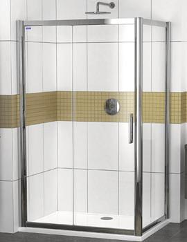 Legacy Single Door Slider 1100mm - 6231100100