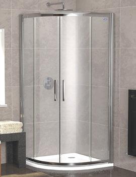 Legacy Quadrant Twin Door 800 x 800mm - 6250800100