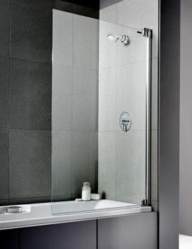 Swing Classico Shower Screen 915 x 1500mm - 1943001500