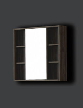 Beo Mirror Cabinet For Bathroom 730 x 672mm