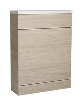 Related Roper Rhodes Light Elm Back To Wall Wc Unit 600mm And Worktop
