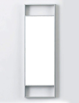 Beo Modern Style Mirror For Bathroom 400 x 1200mm