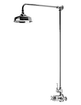 Related Roper Rhodes Henley Single Function Exposed Shower System - SVSET51