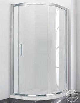 Manhattan New Era 6 Quadrant Uno Shower Enclosure 900 x 900mm