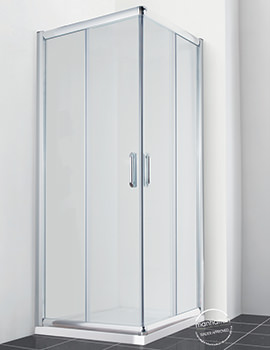 Manhattan New Era 6 Corner Entry Shower Enclosure 760mm