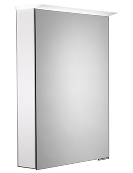 Related Roper Rhodes Virtue 505mm White LED Illuminated Mirror Cabinet