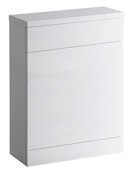 Related Roper Rhodes 600mm Back To Wall Wc Unit And Worktop - CON6BTWW