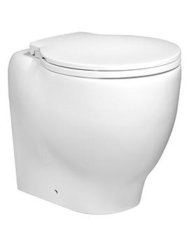 Memo Back To Wall WC Pan - MEBWPAN