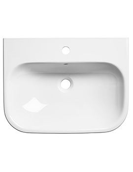 Note 560mm Semi-Countertop Basin - N3SCBAS