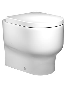 Related Roper Rhodes Edition Back To Wall WC Pan - EBWPAN