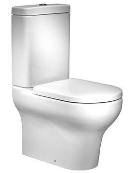 Note Close Coupled WC Pan With Cistern And Seat