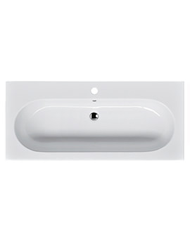 Related Roper Rhodes Theme 1010 x 465mm Wall Mounted Basin - T100SB