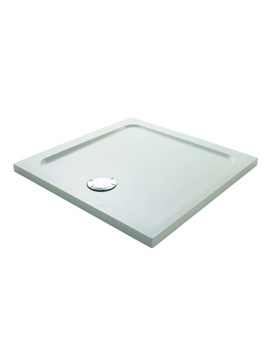 Mira Flight Safe 2 Upstand Square Tray 900 x 900mm - 1.1697.323.AS