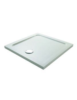 Mira Flight Safe 4 Upstand Square Tray 900 x 900mm - 1.1697.325.AS