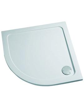 Flight Safe 2 Upstand Quadrant Shower Tray 800 x 800mm