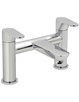 Ascent Deck Mounted 2 Hole Bath Filler Tap - ASC-137-C/P
