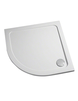Mira Flight Safe Quadrant Shower Tray 900 x 900mm With Waste