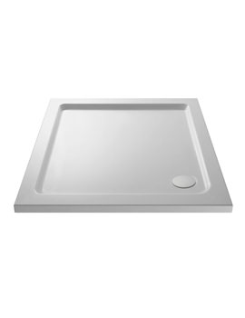 Mira Flight Low Square Shower Tray 760 x 760mm - 1.1697.014.WH