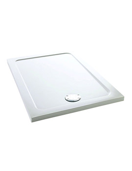 Flight Low Rectangle Shower Tray
