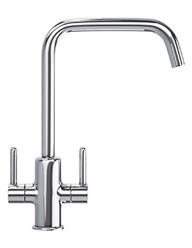 Maris Kitchen Sink Mixer Tap Chrome - 115.0311.218