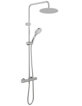 Related Vado Atmosphere Thermostatic Shower Valve With Rigid Riser Kit