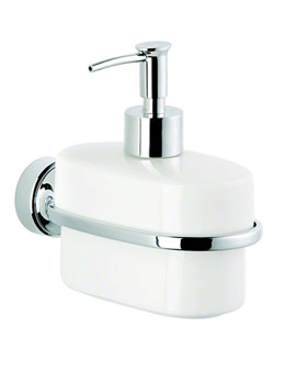 Agile Cleanse Ceramic Pumped Dispenser - 1.1736.419
