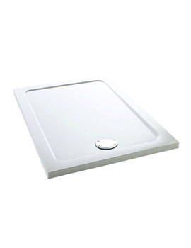 Mira Flight Low Rectangle Tray 1500mm x 760mm - 1.1697.003.WH