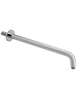 Elements Wall Mounted Round Shower Arm