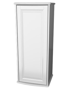 Traditional 1903 Wall Hung Storage Cabinet 439 x 1125mm