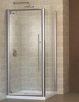 Linea Touch Pivot Shower Door 800mm - 1870800500