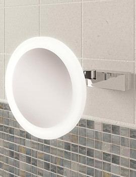 HIB Libra LED Illuminated Magnifying - 21400