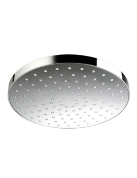 Beat Deluge 200mm Fixed Showerhead Chrome - 1.1799.001