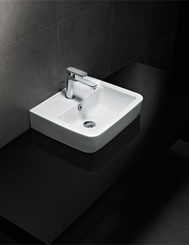 Henley 450mm 1 Tap Hole Countertop Basin - SILHE602