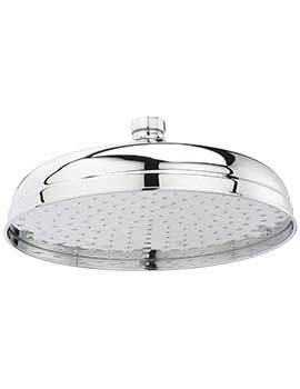 Round Apron 12 Inch Fixed Shower Head - STY077