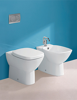 Related Silverdale Ascot Back To Wall WC Pan - SILAS102