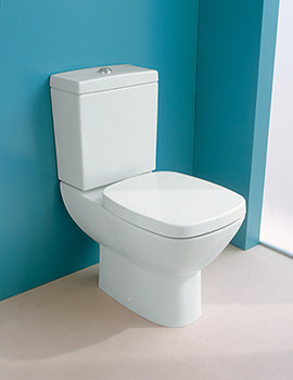 Related Silverdale Ascot Close Coupled WC Pan And Cistern