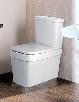 Related Silverdale Henley Close Coupled WC Pan And Cistern
