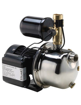 Stuart Turner Jet 55-45 Centrifugal Boostamatic Pump