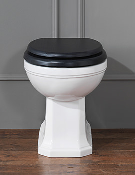 Empire Back To Wall WC Pan - EMCLOBT6WHI