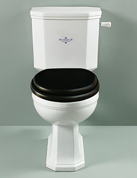 Empire Close Coupled WC Pan And Cistern