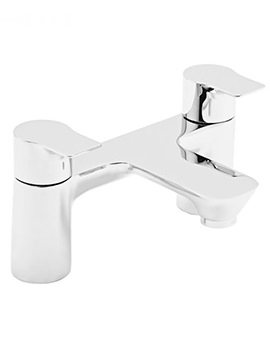 Tavistock Melody Chrome Bath Filler Tap - TMD32