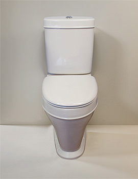 Highgrove Close Coupled WC Pan With Cistern