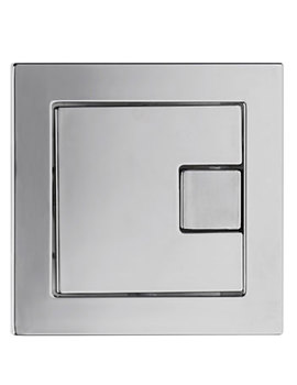 Square Dual Flush Button - SQFB